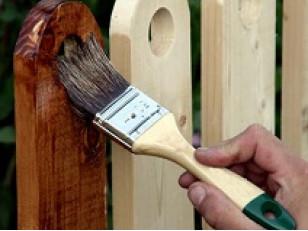 Краски для декорирования дерева