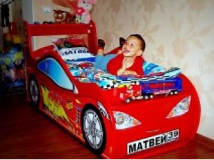 Детские кровати с бортиками от 3 лет