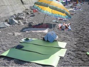 Как выбрать карематы и коврики для туризма и йоги