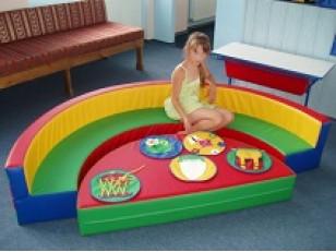 Игровая мягкая мебель для детей