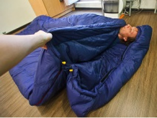 Как сшить спальный мешок своими руками