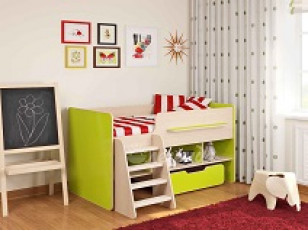 Что лучше: детская кровать или диван?