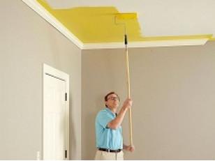 Предварительная обработка стен перед покраской