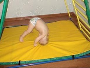 Какой гимнастический мат лучше купить ребенку?