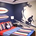 В какой цвет покрасить стены: 10 лучших идей для спальни