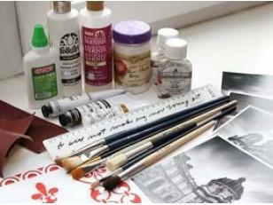Как сделать декупаж стеклянного стола: 5 необычных идей