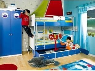 Выбор детской кровати по возрасту и росту