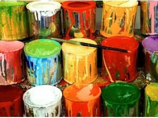 Как хранить краску