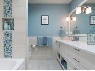 Покраска стен в ванной. Что нужно знать