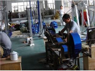 Процесс производства глиттеров