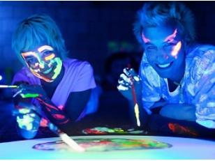 Где использовать флуоресцентные пигменты