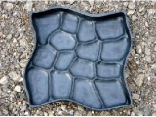 Какие бывают формы для тротуарной плитки