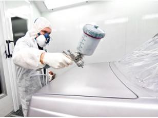 Как защитить себя во время покраски автомобиля