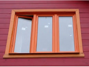 Как покрасить окна ПВХ