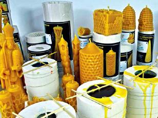 Свечи и мыло ручной работы: выбираем форму для работы