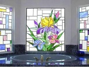 Краски для стекла – двухкомпонентная лакокрасочная система