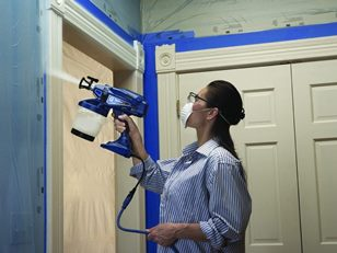 Как пользоваться краскопультом в домашних условиях?