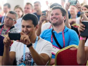 Самая летняя конференция по интернет-маркетингу 8P 2018