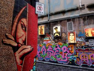 Выбираем качественные краски для стрит-арт