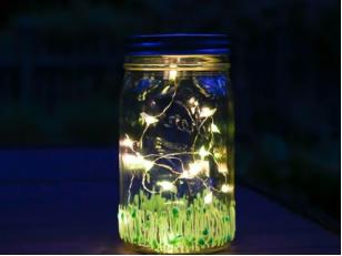 Делаем светящийся в темноте ночник для детской: пошаговая инструкция