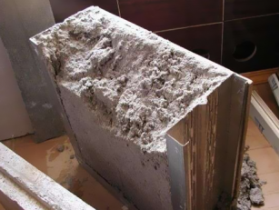 Технология утепления стен с использованием эковаты