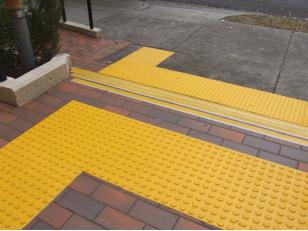 Что такое тактильная тротуарная плитка?
