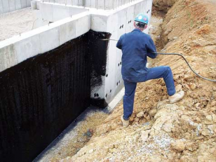 Классификация и назначение гидроизоляционных материалов
