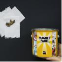Свойства и технология нанесения магнитной краски