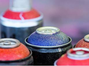 Какими бывают аэрозольные краски?
