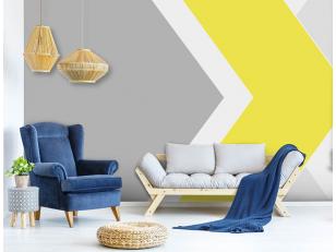 Преимущества оформления стен краской