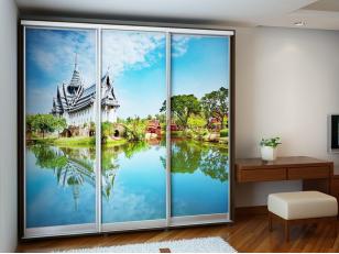 Шкаф-купе в интерьере: как сделать крупную мебель настоящим украшением комнаты