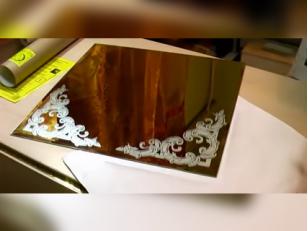 Как матировать стекло в домашних условиях