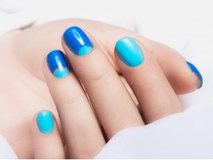 Выбор дизайна маникюра гель-лаком под разную форму и длину ногтей