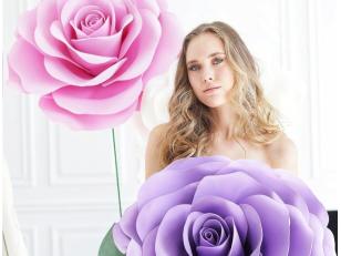 Секреты мастеров. Что нужно знать, чтобы сделать красивые цветы из изолона