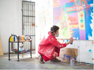 Виды и бренды аэрозольных красок: как правильно использовать радугу в баллончиках