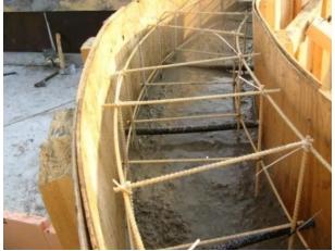 Применение композитной арматуры в строительстве и ремонте дорог