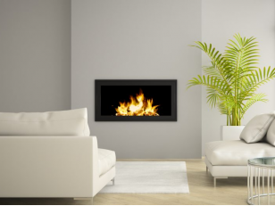 Огнеупорное стекло для камина: свойства и выгода огнеупорного стекла