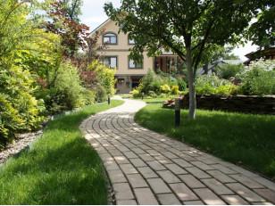 Формы для тротуарной плитки: как быстро и дешево украсить участок
