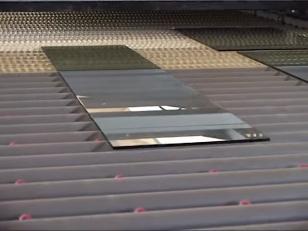 Технология закалки стекла