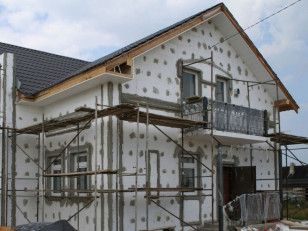 Как выбрать утеплитель для фасада