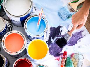 Водоэмульсионная краска - как использовать?