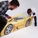 Как собрать детскую кровать своими руками