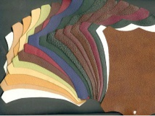 Краски для кожи, пластизоля и кожзама