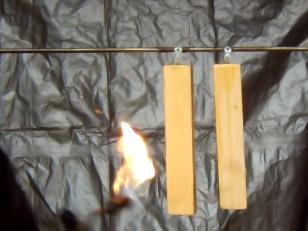 Для чего используют огнезащиту дерева
