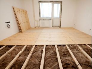 Как обновить деревянный пол