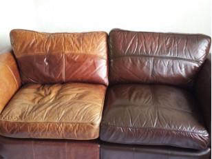 Выбор качественной краски для покраски кожи, мебели, автокожи