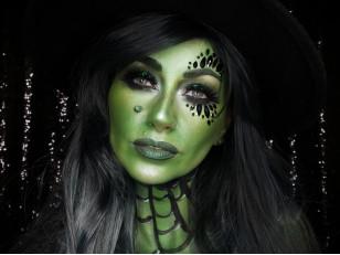 Макияж на Хеллоуин 2019