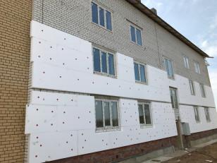 Утепление фасада в Харькове