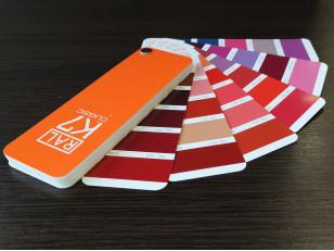 Какие бывают версии цветовой палитры Ral и для чего они нужны