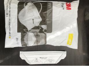 Обзор респиратора 3М: VFlex 9101
